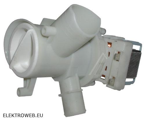 Mosógép, mosogatógép alkatrész Bosch, EBS2556 univerzális szivattyú MÁGNESPUMPA  ew02025