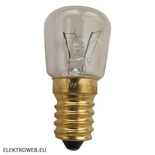 E14 25W-230V CL807 SÜTŐLÁMPA 300-FOK ew02275