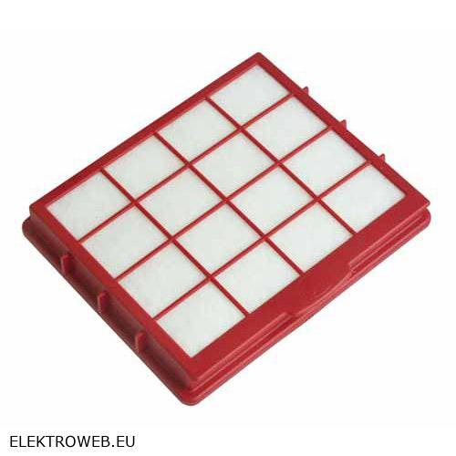 Porszívó alkatrész Kazettás nano szűrő AEG Electrolux D820 porszívóhozew03009