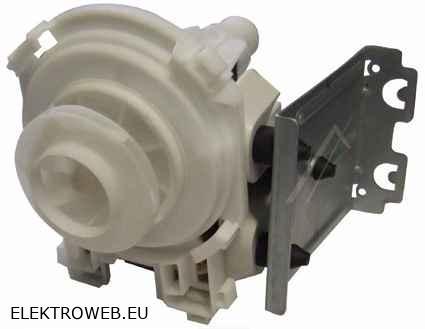 Mosogatógép alkatrész, keringető szivattyú Whirlpool Ikea ADG 6560, ADP4547 ew03447