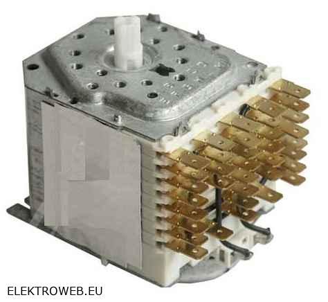Mosógép alkatrész, Programkapcsoló időkapcsoló Fagor 1FET51 mosógéphez ew03694