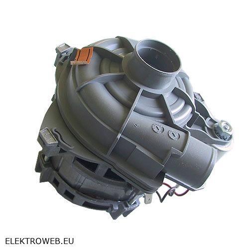 Mosogatógép alkatrész, keringető szivattyú ADG789 Whirlpool, BEKO mosogatógéphez ew03888