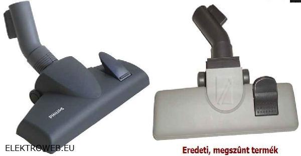 Porszívó alkatrész, kombi porszívófej Philips FC8611,FC6010/01 porszívóhoz ew04028