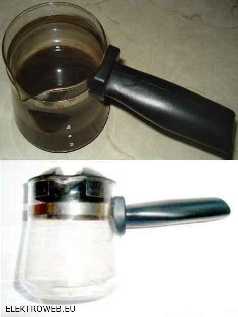 Kávéfőző alkatrész, Univerzális KÁVÉKIÖNTŐ 4 személyes  ew04164