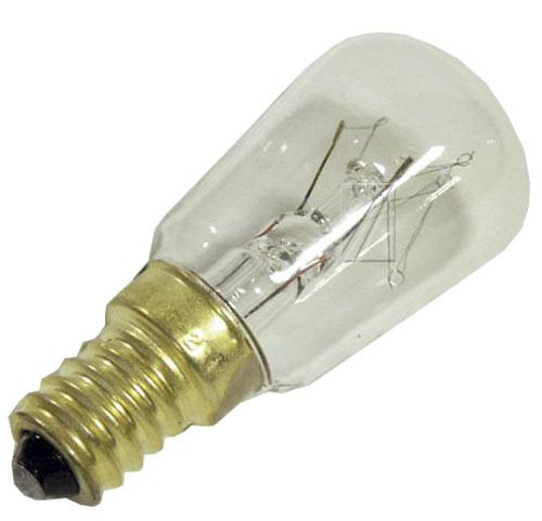 Hűtőszekrény izzó E14 hütőszekrény-lámpa E14 15w hossz=65mm,átm.:=30mmew00769