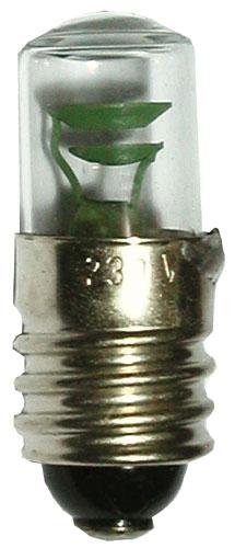 GLIMMLÁMPA-230V 0,5W E10--10X28MM ew01526