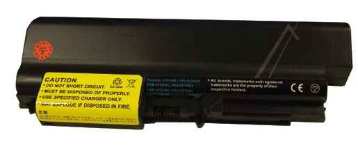 Lenovo Thinkpad T400 laptop akku, 10,8V-6500mAh NOTEBOOK akku  ew01614