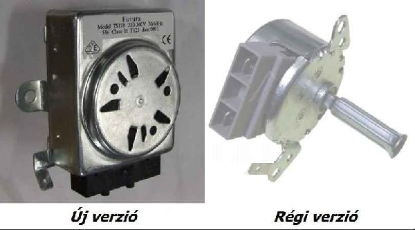 Mikrosütő alkatrész, GRILL-MOTOR TR5-2RPM - 4W ew01780