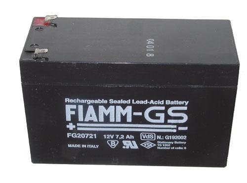 12V-7200MAH Ólomzselés akkumulátor  ew01944