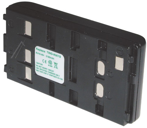 CAMCA60001 6,0V-2100MAH NI-MH KAMERA AKKU FEKETE 89*46*19MM ew01945