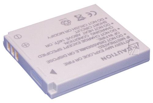 DIGCA37018 3,7V-700MAH LI-ION DIGITÁLISKAMERA AKKU SZÜRKE ew01958