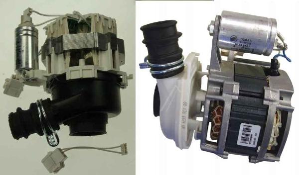 Mosogatógép alkatrész Originál mosogatógép keringető szivattyú helyettesítő 481236158434 WHIRLPOOL ADG-7440, ADP4525 480140103009 ew02256