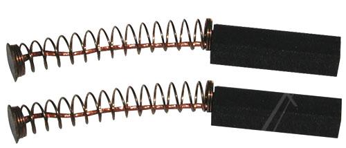 Porszívó alkatrész, 4x4x15mm szénkefe  2db ew02527