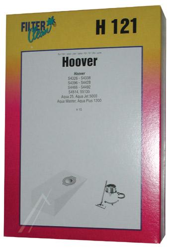 H121-PORSZÍVÓZSÁK Candy- Hoover 5db ew02930