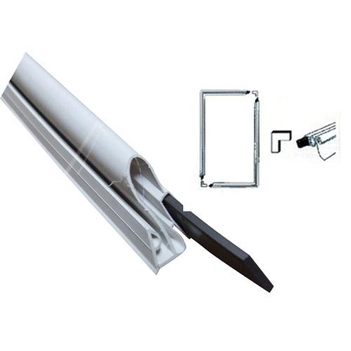 Hűtő alkatrész, Ajtószigetelés univerzális mágneses 2000X1000mm hűtőszekrény ajtóhoz ew03209