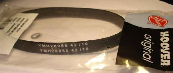 Porszívó alkatrész, Laposszíj V29 Hoover  porszívóhoz YMH2895042/10 ew03483