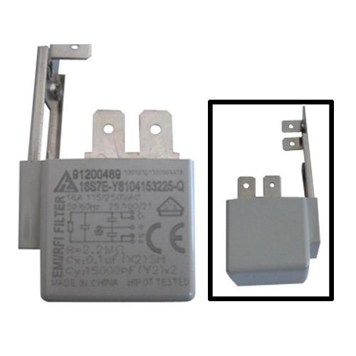 Mosogatógép alkatrész, Zavarszűrő kondenzátor Candy CD702T mosogatógéphez ew03514