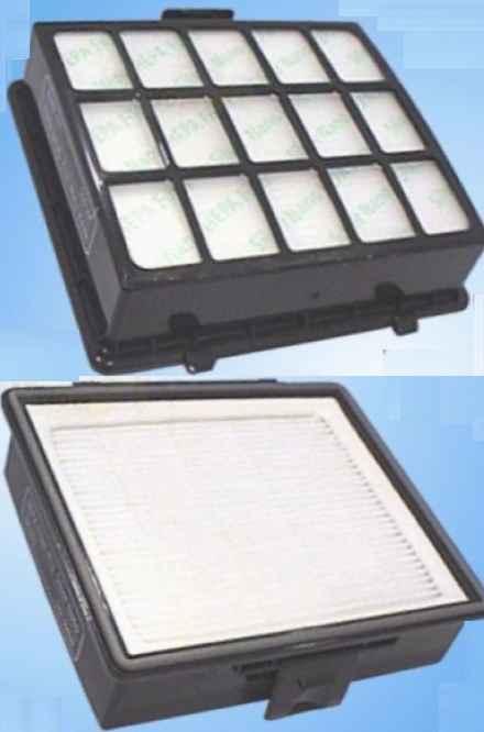 Porszívó alaktrész, Hepa filter kazettás szűrő H12 Samsung SC6870,VCC6870 poszívóhoz ew03559