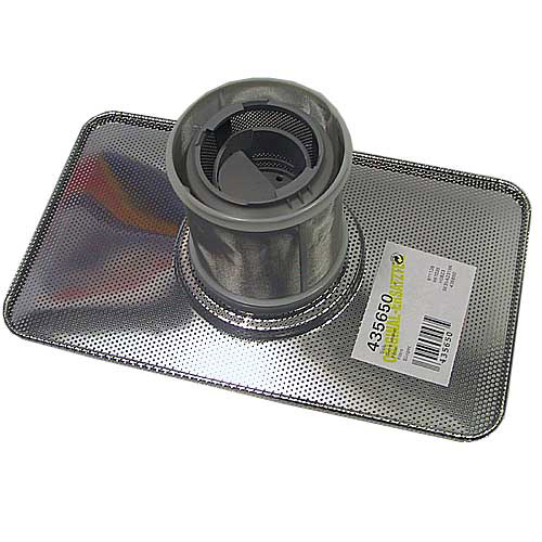 Mosogatógép alkatrész, Mikroszűrő Bosch SGS53E12EU mosogatógéphez ew03642