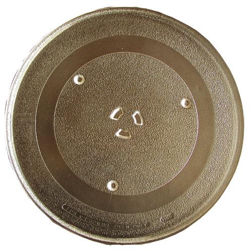 Mikrohollámú sütű tányér, mikro üvegtányér Samsung CE104CF mikrosütőhöz ew03680