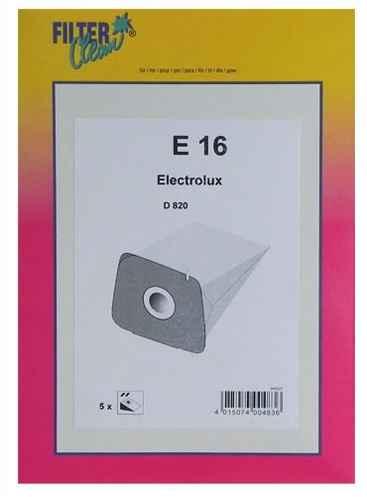 Porszívózsák  AEG electrolux D820 porszívóhoz ew03684