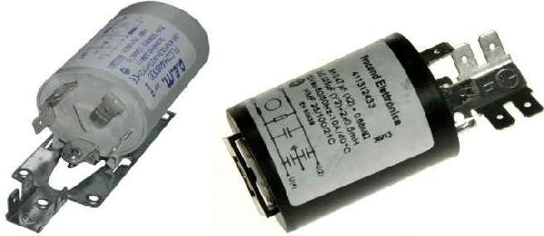 Mosógép alkatrész Zavarszűrő Kondenzátor, ELIN WM26AAA ew03753