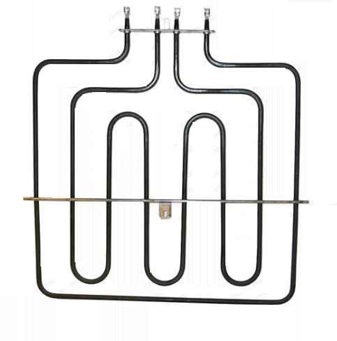 Villanytűzhely alkatrész, felső, grill fűtőbetét, Zanussi ZC-540G elektromos tűzhelyhez ew03823