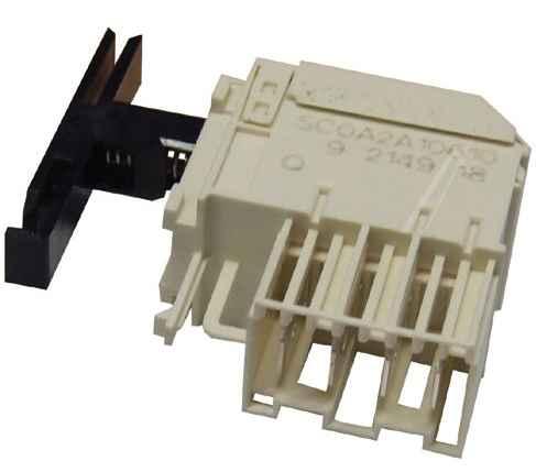 Mosogatógép alkatrész, Hálózati kapcsoló Whirlpool, ADP4427WH mosogatógépekhez ew03910