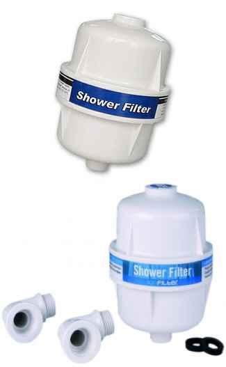 VÍZTISZTÍTÓ  zuhanyszűrő GAC,KDF ew03912