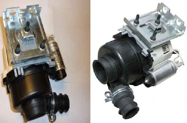 Mosogatógép alkatrész, keringető szivattyú ADG4554M, ADG4966M Whirlpool ew03975