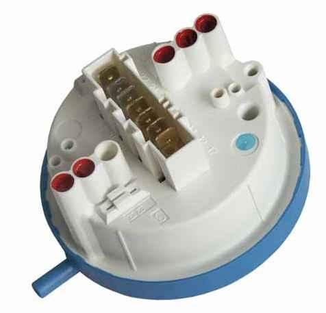Mosógép alkatrész SZINTSZABÁLYZÓ Whirlpool AWT5098 mosógépekhez ew04015