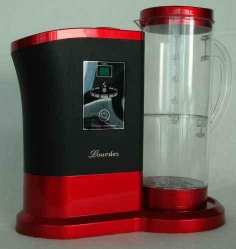 Lourdes – hidrogénes vizet készítő készülék ew04022