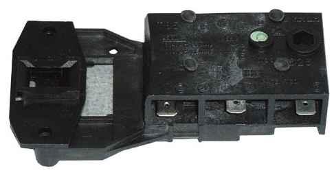 Mosógép alkatrész Ajtókapcsoló Indesit  WG1031 mosógéphez OMP626 ew04184
