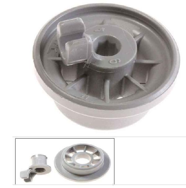 Mosogatógép alkatrész 1db Kosárgörgő Bosch SGS43, SGS53 mosogatógéphez ew04277