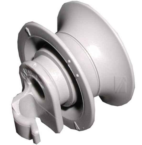 Mosogatógép alkatrész 1db Kosárgörgő Bosch SGS43, SGS53 mosogatógéphez ew04278
