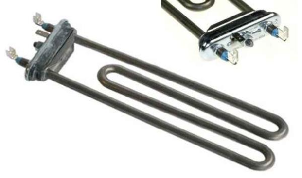 Mosógép alkatrész, FÜTŐBETÉT fűtőszál, AEG, electrolux EW 508F, zanussi mosógépekhez ew04312