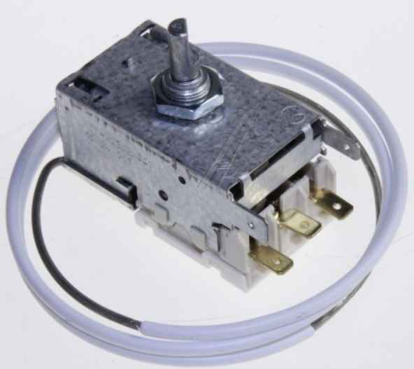 Hűtőgép alkatrész, termosztát K59H2840 Kombinált hűtőkhöz ew04322