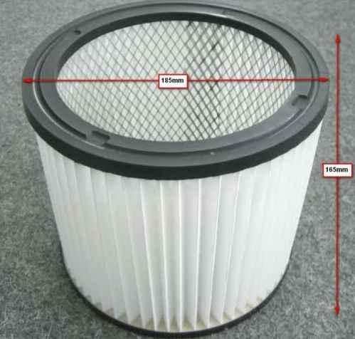 Porszívó alkatrész hepa szűrő aquafilter 2000 porszívóhoz ew04344