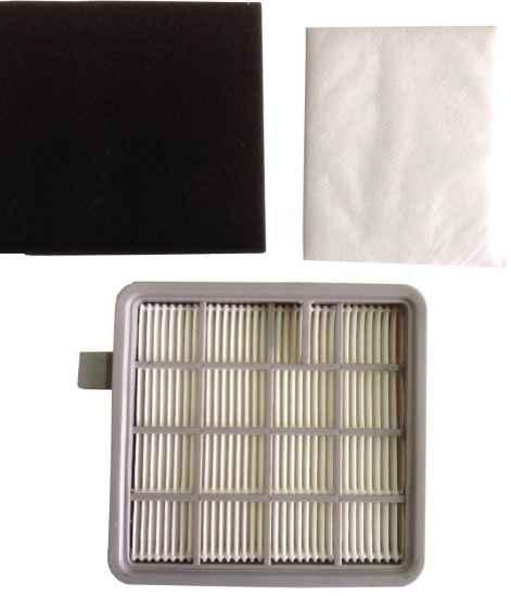 Porszívó alkatrész, HEPA-SZŰRŐ szett Hepa filter Gorenje VCK 1801, 1601,1501 porszívóhoz ew04403