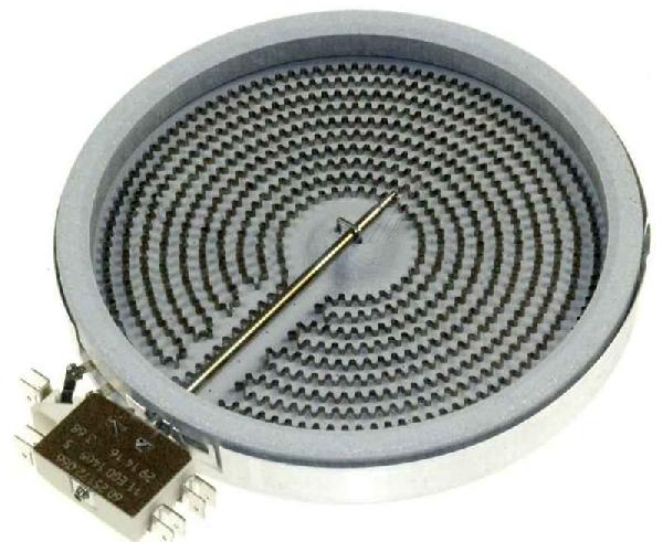 Tűzhely alkatrész Főzőlap kerámialapos tűzhelyekhez Pl. Bosch PKE615Q tűzhelyhez ew04316