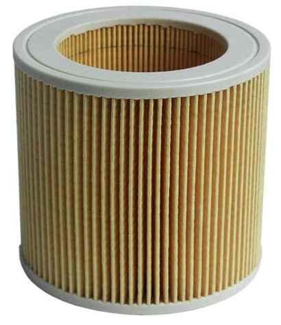 Porszívó alkatrész, motorszűrő hengeres Hepa szűrő Karcher porszívóhoz ew04459