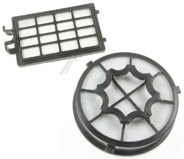 Porszívó alkatrész, Hepa Filter Szűrő készlet AEG, Electrolux, Zanussi porszívóhoz ew04472