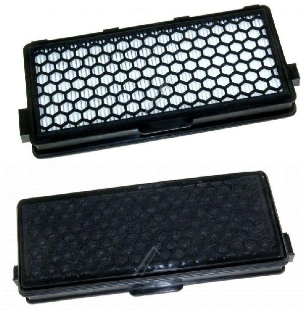 Porszívó alkatrész, Hepa filter kazettás szűrő Miele HS11, S4000, S5000 sorozatú porszívóhoz ew04477