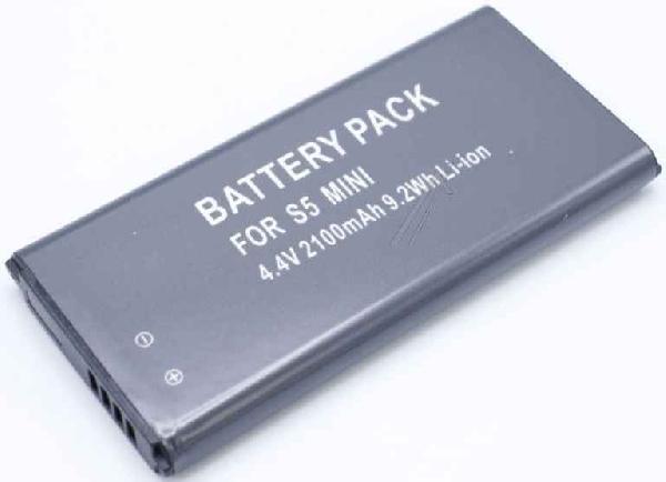Mobiltelefon akku Samsung Galaxy S5 Mini  mobiltelefonhoz ew04570